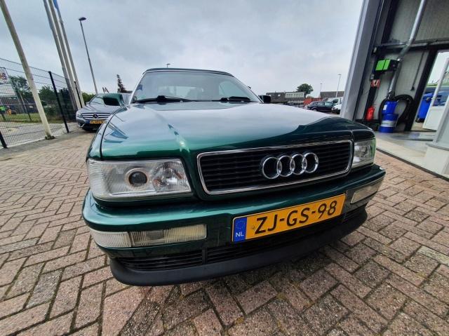 Audi-Cabriolet